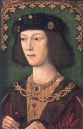 Henry VIII at 18