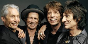 Stones, in their 60s