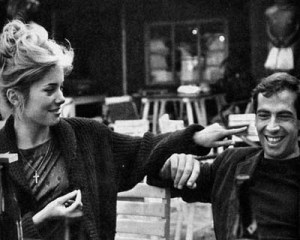 Deneuve and Vadim