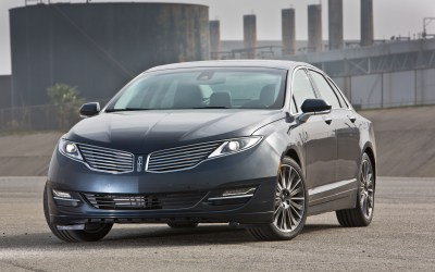 Lincoln MKZ Front
