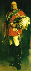 The first Prince George of Cambridge
