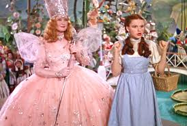 Glenda and Dorothy