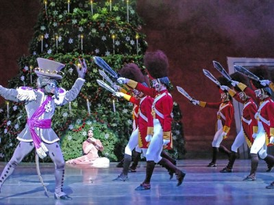 The Nutcracker on Broadway