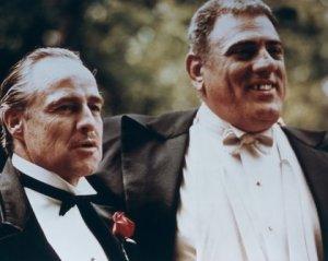 Don Corleone and Luca Brasi