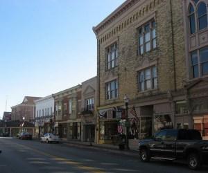 Main Street Versailles Ohio