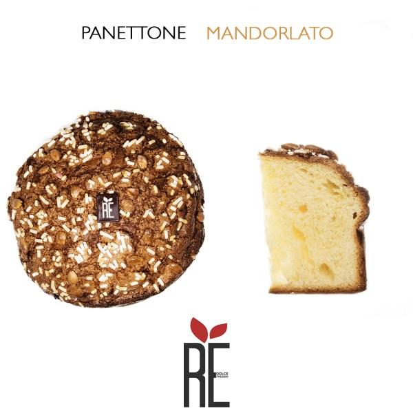 PANETTONE MANDORLATO