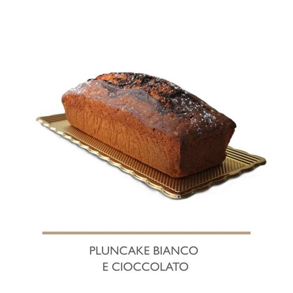 PLUMCAKE BIANCO E CIOCCOLATO 1KG