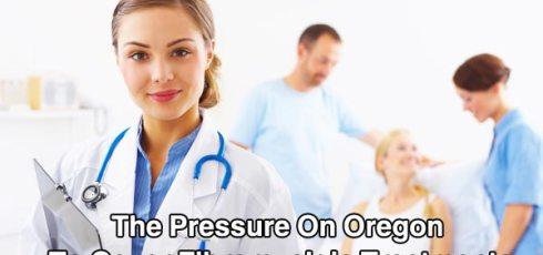 The Pressure On Oregon To Cover Fibromyalgia Treatments