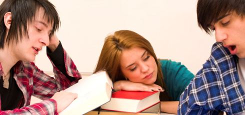 Late Nights May Cause Disruptions In Teenage Education, Emotions