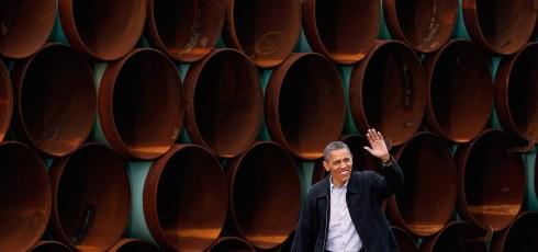 Environmental euphoria: Obama vetoes Keystone XL pipeline