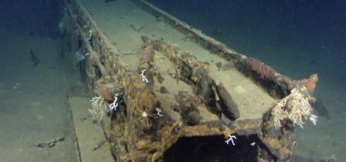 Microsoft co-founder finds sunken WWII battleship