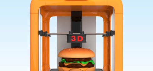 Experts predict 3D-printed food will soon become widespread
