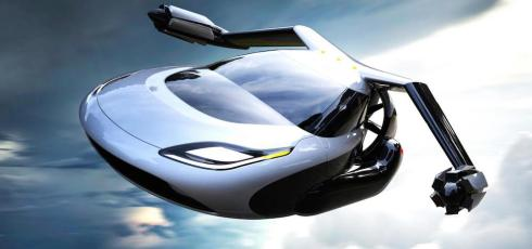 Model of Terrafugia's flying car given FAA go-ahead to test