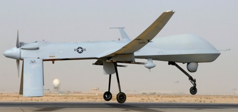 Record number of US military drone crashes reported in 2015