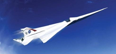 NASA awards grant for development of quieter supersonic jet