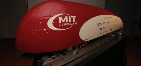 MIT unveils prototype Hyperloop pod design