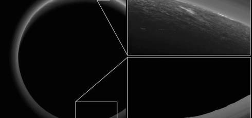 Latest NASA images showcase first cloud spotted on Pluto