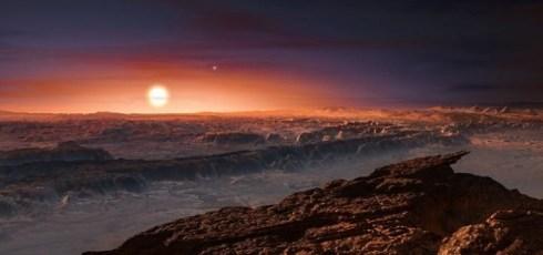 Earth-like planet discovered orbiting Proxima Centauri