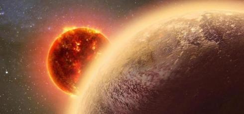 Venus-like exoplanet has oxygen, but no life