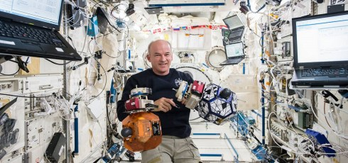 NASA's Jeff Williams breaks Scott Kelly's record for most time spent in space