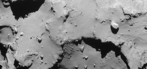 Mission ends: Rosetta orbiter crashes into Comet 67P