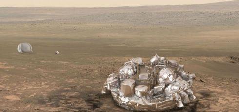 ExoMars mission prepares to reach Mars early next week
