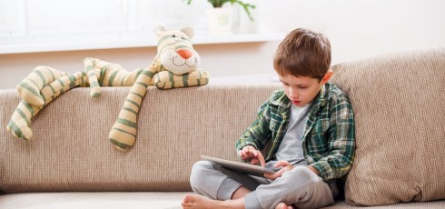 How much time should kids spend on screens?