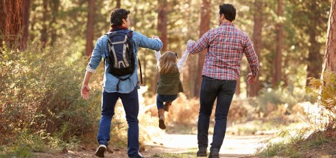 Children raised by gay parents aren't any different from their peers, study finds
