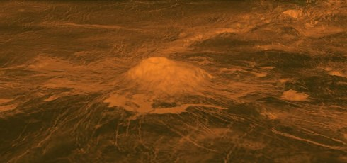 Evidence of ongoing volcanic activity found on Venus