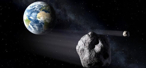NASA's 'Intruder Alert' system spots an asteroid heading toward Earth