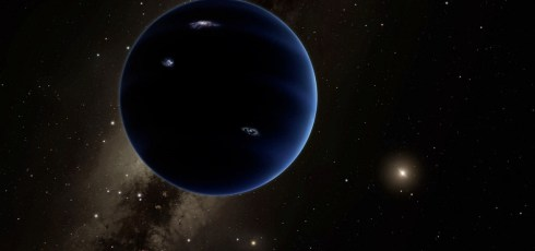 Planet Nine may be causing the entire solar system to tilt