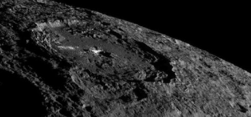 NASA releases amazing new images of dwarf planet Ceres