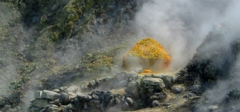 Italian supervolcano stirs after 500 years of inactivity