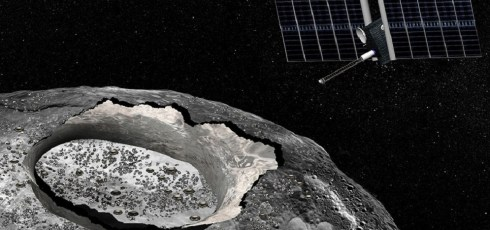 Meet Psyche, the tiny metal asteroid NASA plans to study in 2030
