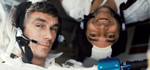 Eugene Cernan, the last man to walk on the moon, has died