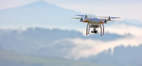 Criminals are using drones to airdrop drugs and porn into prison