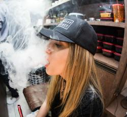 Is Vaping Dangerous? Certain Flavors Can Increase Risk