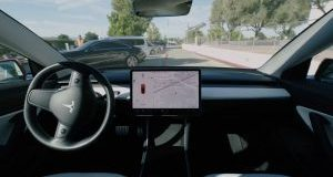 Tesla Reportedly Holds Preliminary Talks to License Full Self-Driving Software
