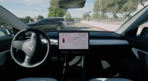 Elon Musk Announces Plan to Release New Beta for Tesla's Full Self-Driving Software