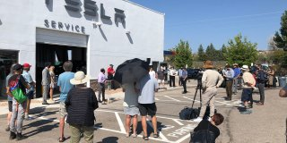 Tesla Finds Legal Loophole to Build Service Center in New Mexico