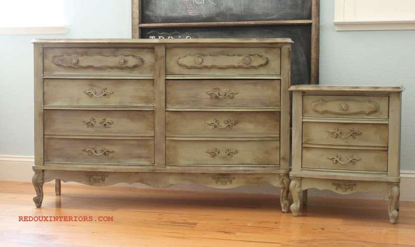 Dresser nightstand 1