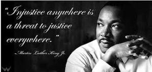 Happy Martin Luther King Jr. Day!  Where I am today, like Where is Waldo….