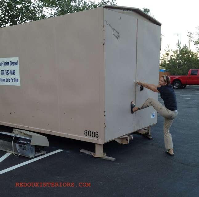 Truckee Dumpster 2