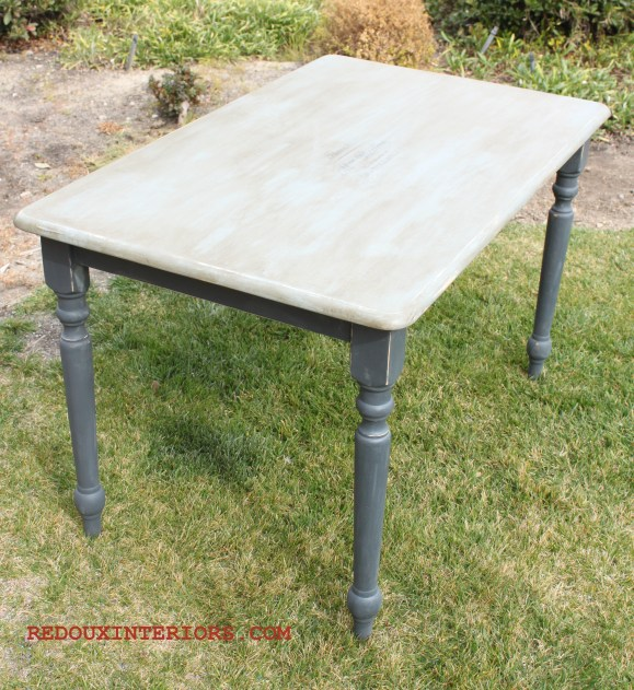 Table after side