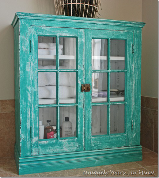 Bathroom Hutch