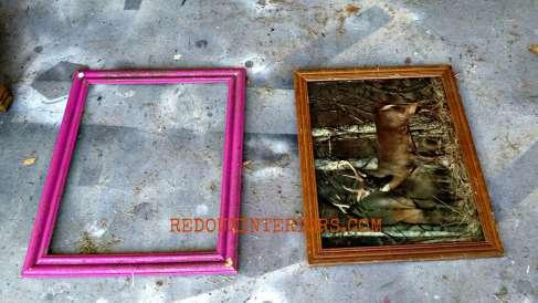Dumpster Frames