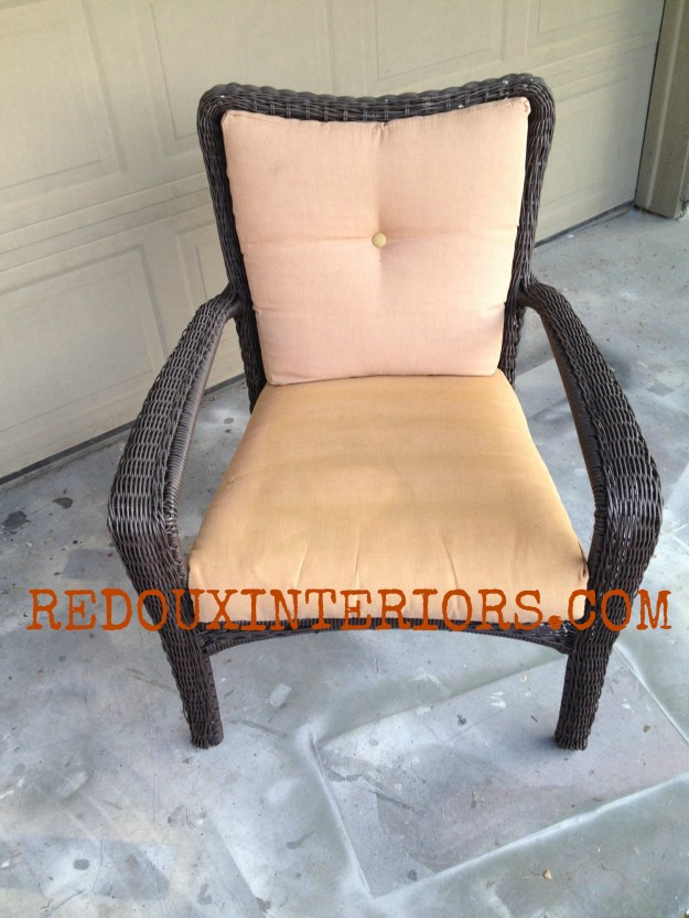 Patio Chair 2