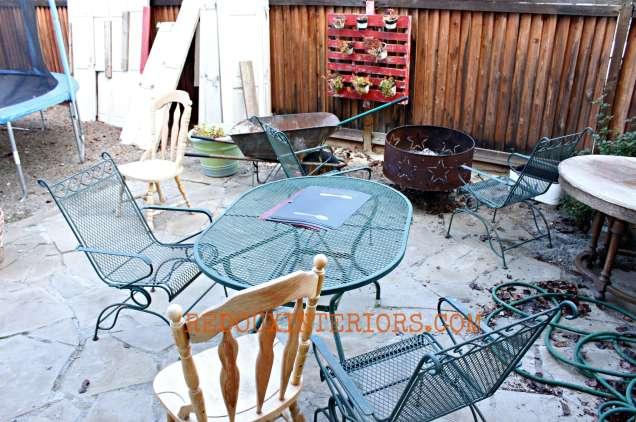 Backyard mess redouxinteriors - Copy