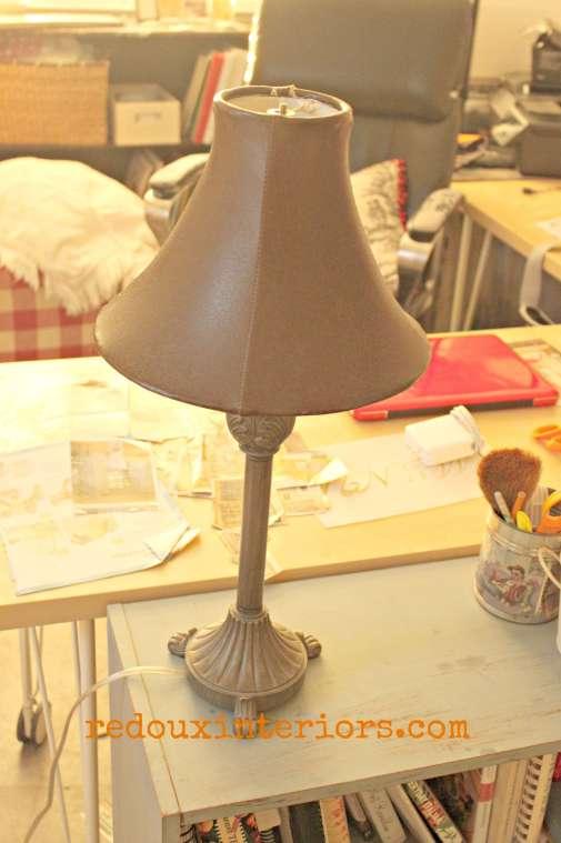 Lamp redouxinteriors