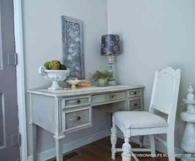 Revisionary life gustavian desk